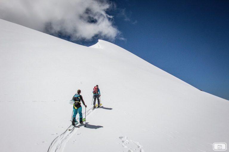 Skitouring school