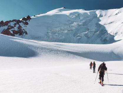 Peak SGU – Freeride from a majestic four-thousander