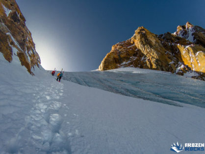 Shymbulak Backcountry