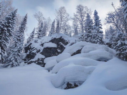 Ridder skitour programme