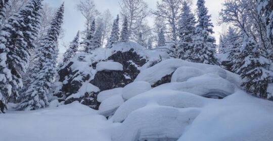 Ridder Ski touring Camp