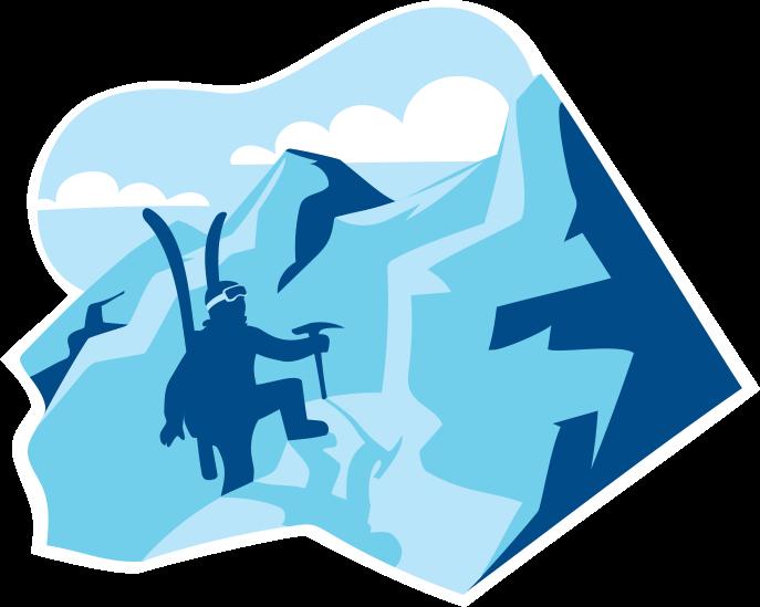 Ски-альпинизм. Экстрим-бэккантри